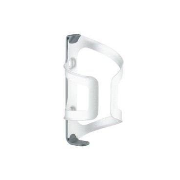 Флягодержатель TOPEAK DualSide Cage Plastic base Aluminum Cage, двухсторнний, алюминий, TDSC01-SФляги и Флягодержатели<br>Флягодержатель с боковой загрузкой может быть установлен как в левую, так и в правую сторону. Он идеален для низких рам, где доступ к бутылкам может быть сложным.<br><br>Материал: алюминий<br>Цвет: серебристый с серым<br>Размер: 14.3 x 8 x 7.6 cm<br>Вес: 44 грамм<br>