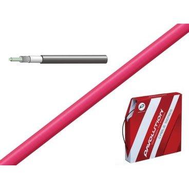 Рубашка троса переключения ALHONGA, 4мм, со смазкой, 30м, в коробке, розовый, SSK412-SPТросики и Рубашки<br>ALHONGA Рубашка троса переключения 4мм со смазкой, 30м, в коробке. Цвет: NEON PINK<br>