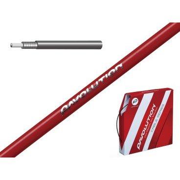 Рубашка троса тормоза ALHONGA, 5мм со смазкой, 30м, в коробке, красный, SSK401-2PТросики и Рубашки<br>Alhonga рубашка троса тормоза 5мм со смазкой, 30м, в коробке. Цвет: RED<br>
