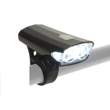Фара AUTHOR, 2 диода, 40 люмен, Doppio Collimator-линзы Li-Ion АКБ USB-заряд.+ кабель, 8-12002262Фары и фонари для велосипеда<br>Фара AUTHOR 2 диода, 40 люмен, 3 функции, Doppio Collimator-линзы Li-Ion АКБ USB-заряд.+кабель, черная.<br>Тип изделия - Фара<br>Цвет - черный<br>Производитель - AUTHOR<br>Тип оптики - Передняя фара.<br>Зарядка от USB<br>Светодиодная<br>Пластиковый корпус,<br>2 белыx диод повышенной яркости,<br>3 функции, <br>Технология COLLIMATOR (парабола с оптическим стеклом) обеспечивает высокую интенсивность и фокусировку светового потока),<br>Li-Pol аккумулятор, с зарядкой от USB (кабель в комплекте), <br>крепление на руль без инструмента.<br>