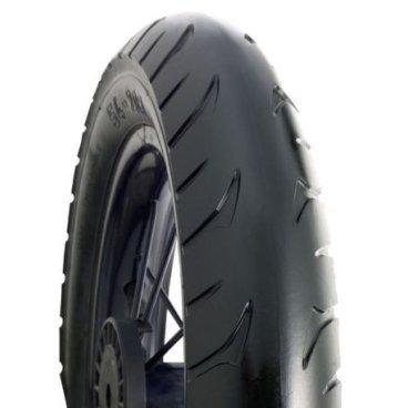 Велопокрышка Mitas V63 GOLF, 121/2 x 2 x 21/4, черный, 5-10952445-044Велопокрышки<br>Отличная шина которая предназначена для установки на детские велосипеды или детские коляски, которые имею посадочный диаметр 203 мм. Данная покрышка хорошо подходит для использования на асфальтовом покрытии.<br>Обратите внимание: это только покрышка (не колесо в сборе)<br>Характеристики:<br>Размер: 12,5 x 1/2х2х2 1/4 (54x203)<br>