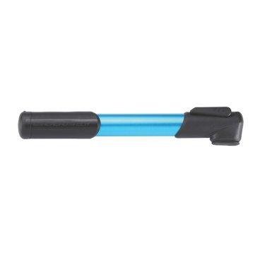 Насос велосипедный BBB WindRush S, ручной, 250 мм, алюминий, синий, BMP-55Велосипедный насос<br>Легкий корпус из алюминия 6063 T6.<br><br>Особенности:<br><br>- Металлический плунжер обеспечивает быстрое накачивание большого объема воздуха.<br>- Насадка DualHead с фиксатором под большой палец.<br>- Т-образная рукоятка.<br>- Колпачок предохраняет ниппели от загрязнения.<br>- Подходит для ниппелей Presta, Schrader и Dunlop.<br>- Давление до 7bar/100psi.<br>- Длина: 250 мм.<br>- Вес: 121гр.<br>