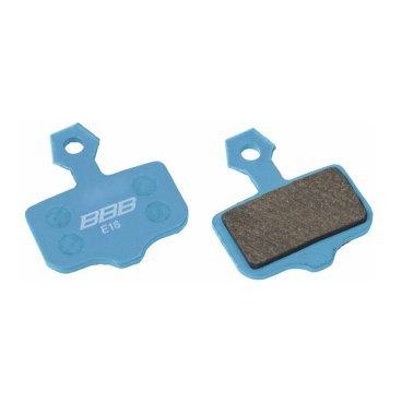 Тормозные колодки BBB DiscStop, дисковые, BBS-441TТормоза на велосипед<br>Дисковые тормозные колодки используются для дисковых тормозов.<br><br>Особенности:<br><br>Совместимость: Avid Elixir, SRAM XX и SRAM XO.<br>