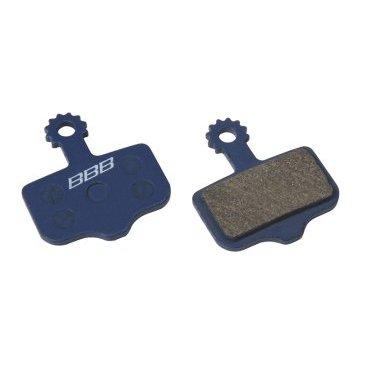 Тормозные колодки BBB DiscStop, дисковые, BBS-441Тормоза на велосипед<br>Совместимость: Avid Elixir, SRAM XX и SRAM XO series.<br>
