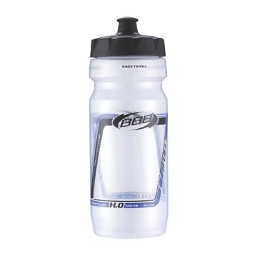Фляга велосипедная BBB CompTank, 550 мл, широкое отверстие, прозрачная/принт, BWB-01Фляги и Флягодержатели<br>Велофляга<br><br>-Не содержит вредных примесей-BPA free polypropylene <br>-Мягкий и удобный клапан с блокировкой поворотом<br>-Широкое отверстие для легкой чистки и наполнения<br>-Бутылка легко сжимается<br>-можно мыть в посудомоечной машине<br>-Объем: 750 мл<br>