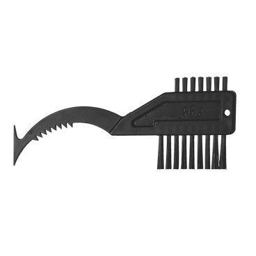 Щетка для кассет BBB ToothBrush, черный, BTL-17Велоинструменты<br>Щётка для чистки кассет. Долговечная нейлоновая щетина не теряет жёсткости.<br>