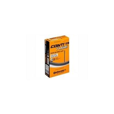 Велосипедная камера Continental Compact 16, 32-305/47-349, S42, велониппель, 181121Камеры для велосипеда<br>Continental Камера Compact 16, 32-305 / 47-349, S42<br>