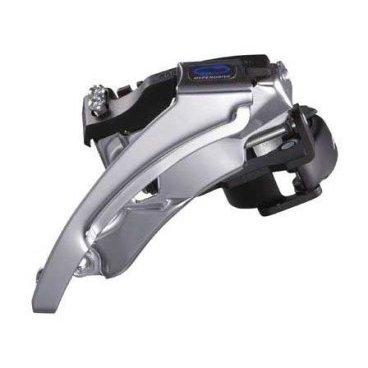 Переключатель передний SHIMANO ALTUS FD-M310-M3, 7/8 ск, двойная тяга, 42/48Т, угол 63-66, AFDM310M3Переключатели скоростей на велосипед<br>Shimano переключатель передний fd-m310-m3 acera для 7/8 скоростей, двойная тяга, 42/48t, угол 63-66°, адаптер 31,8мм<br><br>Тип переключателя: Передний<br><br>Количество скоростей: 7/8<br><br>Тип крепления: Хомут 31.8 мм<br>