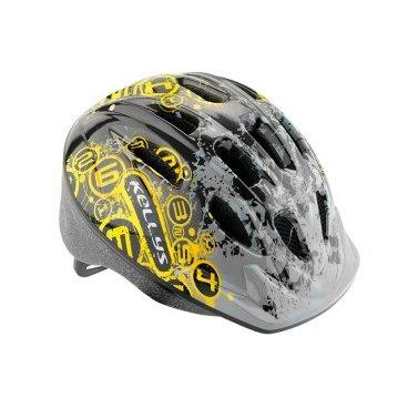 Велошлем детский KELLYS MARK, чёрный, М XS/S (47-51 см)Велошлемы<br>Шлем детский MARK.<br><br>-14 вентиляционных отверстий.<br><br>- Шлем оснащен встроенным козырьком для защиты от солнца.<br><br>- Антибактериальная подкладка и антимоскитная сетка для большего комфорта во время катания.<br><br>- Система DialRing - для быстрого и легкого регулирования шлема.<br><br>- Вес 254г<br><br>Размер: XS / S (47-51см)<br>