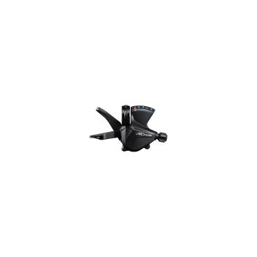 Шифтер Shimano Altus M2000, передний/левый, 1800 мм, 3 скоростей, ASLM2000LBМанетки и Шифтеры<br>Шифтер Shimano Altus M2000, передний/левый, 1800 мм, 3 скоростей, ASLM2000LB<br>
