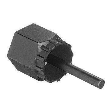 Инструмент Shimano TL-LR10, съемник стопорного кольца, для кассет и роторов, C.Lock, Y12009220Велоинструменты<br>Инструмент для снятия/установки стопорного кольца дискового ротора Center Lock и кассет HG.<br>