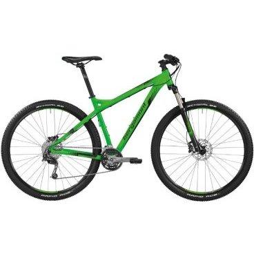 Горный велосипед Bergamont Revox 5.0 С1 2016Горные (MTB)<br>Горный велосипед 29 Bergamont Revox 5.0 2016 построен на легкой и прочной алюминиевой раме, изготовленной с применением новейших технологий (гидроформинг, двойной баттинг, термообработка наиболее нагруженных узлов и 3D ковка дропаутов). Велосипед оснащен амортизационной вилкой Suntour XCM HLO-DS 29 100mm значительно увеличивающей комфорт при езде по пересеченной местности, прочными колесами и системой переключения Shimano 3x9, позволяющей подобрать оптимальную передачу для любого рельефа.<br><br>Основное<br>Модельный год2016<br>Применениегорный (MTB)<br>горный (кросс-кантри)<br>Возрастная группавзрослый<br>Типмужской<br><br><br>Рама и амортизация<br><br>Материал рамыалюминий / 6061 /<br>Амортизацияпередняя вилка<br>Тип амортизации (вилка)пружинно-масляная / SR Suntour XCM HLO /<br>Ход вилки100 мм / 80 мм для рамы 16.5 /<br>Локаут вилки / гидравлический, с выносом на руль /<br><br><br>Колеса и тормоза<br>Диаметр колес29 <br>Модель покрышекSchwalbe Rapid Rob<br>Материал ободаалюминий / Sun Ringle SR25 /<br>Ободдвойной<br>Передний тормоздисковый гидравлический / Shimano Altus M355, ротор 180 мм /<br>Задний тормоздисковый гидравлический / Shimano Altus M355, ротор 160 мм /<br>Модель передней втулкиShimano RM66<br>Модель задней втулкиShimano RM66<br>Руль и трансмиссия<br>Скоростей27 шт<br>Звёзд системы3 / шатун: Shimano Altus M522, 42-32-24t /<br>Звёзд кассеты9<br>Модель кассетыShimano Alivio / HG400 /<br>Передний переключательShimano Altus / M370 /<br>Задний переключательShimano Deore / M592 /<br>Тип манеткитриггерные<br>Модель манеткиShimano Altus / M370 /<br>Форма руляпрямой<br>ВыносBGM Comp<br>Модель руляBGM Comp / длина - 660/680/700 мм, диаметр - 31.8 мм /<br><br><br>Общее<br>Модель сиденьяBGM Pro Sport<br>Модель педалейMarwi SP-2662<br>Модель цепиShimano CN-HG54<br>Вес14.1 кг<br>