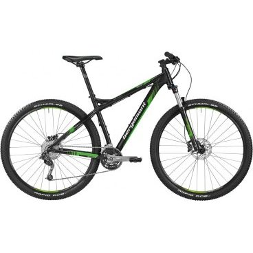 Горный велосипед Bergamont Revox 5.0 С2 2016Горные (MTB)<br>Классический горный велосипед Bergamont с большими колёсами, который отлично подойдёт как для ежедневных поездок на работу, так и для путешествий. Основные особенности данной модели – лёгкая рама из авиационного алюминия марки 6061 и дисковые гидравлические тормоза - этот велосипед можно по праву считать одним из лучших в своём классе. Модели 3.0, 4.0 и 5.0 различаются набором компонентов, и, как следствие – весом и ценой.<br> <br>Характеристики:<br>Амортизаторная вилка:     SUNTOUR XCM HLO-DS 29. 1 1/8. 80/100MM для рам роста S/M-XXL. Пружинная. Гидравлическая блокировка<br>Рама: 29 MTB. Сверхлёгкие трубки из закалённого алюминиевого сплава 6061 Двойное баттирование. Трёхмерный дропаут. Универсальная геометрия<br>Втулки:     SHIMANO HB-FM33/FH-RM33 Disc<br>Вынос:     BGM COMP 31,8<br>Год:    2016<br>Каретка:     SEALED CARTRIDGE<br>Кассета:     SHIMANO CS-HG400, 9-SPEED, 11-32T<br>Количество передач:     27 SPEED<br>Назначение:     XC<br>Обода:     SUN RINGL? SR25<br>Педали:     MARWI SP-872N<br>Переключатель задний:     SHIMANO DEORE<br>Переключатель передний:     SHIMANO FD-M370<br>Переключение система:     SHIMANO<br>Подседельный штырь:     BGM COMP двухболтовый<br>Покрышки:     SCHWALBE RAPID ROB 29<br>Пол:     Мужской<br>Производитель:     BERGAMONT<br>Размер колеса:     29<br>Рулевая колонка:     BGM COMP<br>Руль:     BGM COMP RIZER<br>Седло:     BGM PRO SPORT<br>Тормоза:     SHIMANO ALTUS BR-M355 HYDRAULIC<br>Тормоза тип:     DISC<br>Цвет:     черный<br>Шатуны:     SHIMANO FC-M3000<br>Шифтер:     SHIMANO SL-M370, 3X9-SPEED<br>