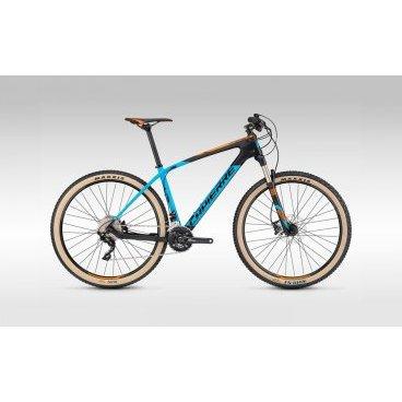 Горный велосипед Lapierre Pro Race 529 2017Горные (MTB)<br>Кросскантрийный хардтейл, который вполне подойдёт для участия в серьёзных соревнованиях. Рама данной модели изготовлена из высококачественного карбона и разработана при непосредственном участии прорайдеров Lapierre, что не оставляет сомнений в её надёжности и функциональности. Pro Race 529 - это лёгкий и максимально надёжный байк с современной агрессивной геометрией. Благодаря грамотному подбору компонентов велосипед мало весит и отлично управляется, вне зависимости от того, где и как вы катаетесь.<br><br><br>Амортизатор задний Нет<br>Амортизатор передний ROCKSHOX RECON SILVER RL<br>Амортизация задняя НЕТ<br>Амортизация передняя ЕСТЬ<br><br>Втулки FORMULA DC51/FORMULA DHT142<br>Вынос LAPIERRE by JD 3D FORGED<br>Год 2017<br>Каретка SHIMANO KSMBB7141A PRESSFIT<br>Кассета SHIMANO DEORE 10 SPEED 11-36T<br>Количество передач 20 SPEED<br>Назначение XC<br><br>Обода RODI BLACKROCK<br>Переключатель задний SHIMANO XT RD-M781 10 SPEED<br>Переключатель передний SHIMANO DEORE<br>Переключение система SHIMANO<br>Подседельный штырь LAPIERRE SP-DC1<br>Покрышки MAXXIS ARDENT 27,5<br>Пол Мужской<br>Производитель LAPIERRE<br>Размер колеса 29<br>Размер рамы 45см<br>Рулевая колонка FSA ORBIT<br>Руль LAPIERRE HB-RB11L<br>Седло LAPIERRE VL-1743<br>Тормоза SHIMANO BRM365<br>Тормоза тип DISC<br>Цвет синий<br>Шатуны SHIMANO DEORE<br>Шифтер SHIMANO DEORE 2x10 SPEED<br>
