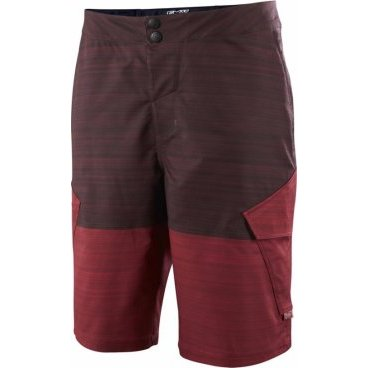 Велошорты Fox Ranger Cargo Print Short Heather, Размер: S (W28), красный, 10323-383-28Велошорты<br>Традиционные шорты от Fox с карманами по бокам. Модель выполнена из плотной эластичной ткани, тянущейся в двух направлениях.<br><br><br><br>ОСОБЕННОСТИ<br><br><br><br>Материал: 100% полиэстер<br><br>Пристежная подкладка<br><br>Регулируемый потайной пояс<br><br>Карманы на молниях<br><br>Цвет: красный<br>
