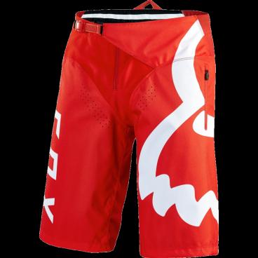 Велошорты Fox Demo Short, Размер: М (W32), красно-белый, 15939-054-32Велошорты<br>Стильные и удобные шорты, выполненные из плотной и устойчивой к истиранию синтетической ткани. Благодаря особому покрою под названием RAP (Rider Attack Position), они идеально подойдут любителям даунхила и эндуро. Вставки из эластичного сетчатого материала обеспечивают свободу движений и оптимальную вентиляцию.<br><br><br><br>ОСОБЕННОСТИ<br><br><br><br>Материал: полиэстер 600D<br><br>Особый покрой для оптимальной посадки на велосипеде<br><br>Вставки из эластичного сетчатого материала для большей свободы движений и оптимальной вентиляции<br><br>Подкладка из мягкой сетчатой ткани<br><br>Застёжка на молнии и регулируемой стропе<br><br>Оригинальная графика<br>