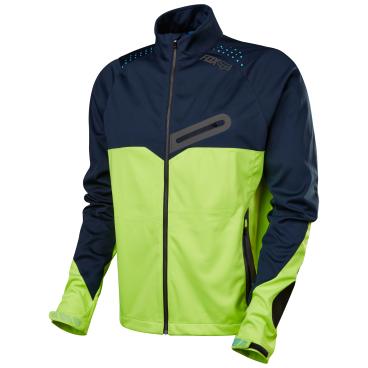 Велокуртка Fox Bionic Pro Softshell Jacket, желто-синяяВелокуртка<br>Одежда Fox Tech – очередной результат постоянного стремления Fox к инновациям. Bionic Pro Softshell – дышащая мембранная куртка, которая отлично подойдёт для катания в холодную погоду. Верхняя часть данной модели выполнена из трёхслойного эластичного материала, что обеспечивает отличную теплоизоляцию и максимальную свободу движений; внутренняя часть отделана флисом для дополнительной термоизоляции.<br><br>ОСОБЕННОСТИ<br><br>Верхняя часть выполнена из трёхслойного эластичного материала, тянущегося в четырёх направлениях<br><br>Мембрана 10000/10000<br><br>Высокий воротник<br><br>Нагрудный карман на молнии<br><br>Выход для наушников<br>