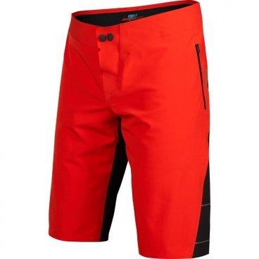 Велошорты Fox Downpour Short, Размер: S (W30), красно-черный, 16674-055-30Велошорты<br>Эти шорты выполнены из того же трёхслойного эластичного материала, что и куртка Downpour Pro от Fox, и они так же удобны для катания в любую погоду. Проклеенные швы и водонепроницаемые застёжки карманов гарантируют вам сухость даже под тропическим ливнем.<br><br><br><br><br><br>ОСОБЕННОСТИ<br><br><br><br><br><br>Материал: 86% - полиэстер, 14% - спандекс<br><br><br>3 слоя; верх ламинирован и обработан влагоотталкивающим составом<br><br><br>Водо- и ветронепроницаемая мембрана TRUSEAL<br><br><br>Проклеенные швы<br><br><br>Водонепроницаемые застёжки карманов<br><br><br>Светоотражающие элементы сделают вас заметнее в тёмное время суток<br><br><br>Регулируемый потайной пояс<br>