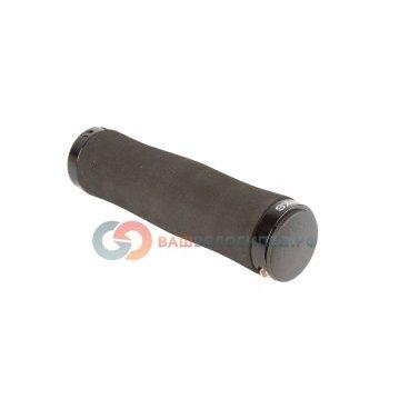 Ручки CLARK`S CLO223 на руль, полиуретан, 130мм, облегченные, 2 фиксатора, черные, 3-358Ручки и Рога<br>NEW, полиуретановые, 130мм, анатомические, 2 алюминиевых фиксатора с анодированным покрытием, черные<br>