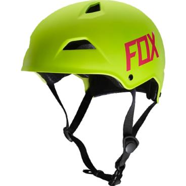Велошлем Fox Flight Hardshell Helmet Flow, желтыйВелошлемы<br>Новый шлем для дёрт-джампинга и паркового катания от Fox – лёгкий, максимально удобный и обеспечивающий эффективную защиту. Основная особенность данной модели – мягкий внутренник M9, состоящий из девяти отдельных элементов – для большего комфорта и лучшей вентиляции. В конструкции шлема использован фирменный пеноматериал Varizorb и тонкий пластик ABS.<br><br><br><br>ОСОБЕННОСТИ<br><br><br><br>Новый шлем для дёрт-джампинга и паркового катания от Fox<br><br>Мягкий внутренник M9, состоящий из девяти отдельных элементов – для большего комфорта и лучшей вентиляции<br><br>Корпус выполнен из тонкого пластика ABS – для экономии веса<br><br>8 больших отверстий для вентиляции<br>