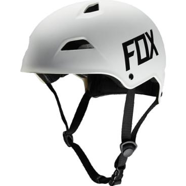 Велошлем Fox Flight Hardshell Helmet, матовый белыйВелошлемы<br>Новый шлем для дёрт-джампинга и паркового катания от Fox – лёгкий, максимально удобный и обеспечивающий эффективную защиту. Основная особенность данной модели – мягкий внутренник M9, состоящий из девяти отдельных элементов – для большего комфорта и лучшей вентиляции. В конструкции шлема использован фирменный пеноматериал Varizorb и тонкий пластик ABS.<br><br><br><br>ОСОБЕННОСТИ<br><br><br><br>Новый шлем для дёрт-джампинга и паркового катания от Fox<br><br>Мягкий внутренник M9, состоящий из девяти отдельных элементов – для большего комфорта и лучшей вентиляции<br><br>Корпус выполнен из тонкого пластика ABS – для экономии веса<br><br>8 больших отверстий для вентиляции<br>