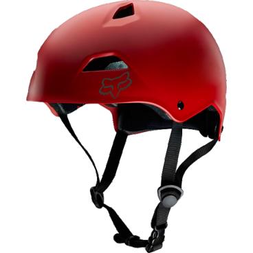 Велошлем Fox Flight Sport Helmet, красныйВелошлемы<br>Новый шлем для дёрт-джампинга и паркового катания от Fox – лёгкий, максимально удобный и обеспечивающий эффективную защиту. Основная особенность данной модели – мягкий внутренник M9, состоящий из девяти отдельных элементов – для большего комфорта и лучшей вентиляции. В конструкции шлема использован фирменный пеноматериал Varizorb и тонкий пластик ABS.<br><br><br><br>ОСОБЕННОСТИ<br><br><br><br>Новый шлем для дёрт-джампинга и паркового катания от Fox<br><br>Мягкий внутренник M9, состоящий из девяти отдельных элементов – для большего комфорта и лучшей вентиляции<br><br>Корпус выполнен из тонкого пластика ABS – для экономии веса<br><br>8 больших отверстий для вентиляции<br>