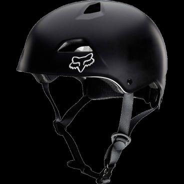 Велошлем Fox Flight Sport Helmet, черныйВелошлемы<br>Новый шлем для дёрт-джампинга и паркового катания от Fox – лёгкий, максимально удобный и обеспечивающий эффективную защиту. Основная особенность данной модели – мягкий внутренник M9, состоящий из девяти отдельных элементов – для большего комфорта и лучшей вентиляции. В конструкции шлема использован фирменный пеноматериал Varizorb и тонкий пластик ABS.<br><br><br><br>ОСОБЕННОСТИ<br><br><br><br>Новый шлем для дёрт-джампинга и паркового катания от Fox<br><br>Мягкий внутренник M9, состоящий из девяти отдельных элементов – для большего комфорта и лучшей вентиляции<br><br>Корпус выполнен из тонкого пластика ABS – для экономии веса<br><br>8 больших отверстий для вентиляции<br>