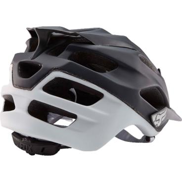 Велошлем Fox Flux Creo Helmet, черно-белыйВелошлемы<br>Лёгкий шлем для трейлрайдинга и катания в стиле ол-маунтин. Шлем хорошо сидит на голове и отлично вентилируется – вероятно, во время катания вы и вовсе забудете, что надели его. Корпус  данной модели изготовлен из ударопрочного композита, а затылочная часть увеличена для дополнительной безопасности. <br><br><br><br>ОСОБЕННОСТИ<br><br><br><br>Увеличенная затылочная часть<br><br>20 больших отверстий для вентиляции<br><br>Фирменная система фиксации Detox, позволяющая идеально подогнать шлем по голове<br><br>Соответствует требованиям таких стандартов безопасности, как CPSC, CE, EN 1078 и AS/NZS 2063<br>