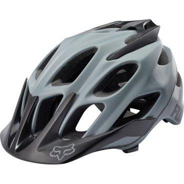 Велошлем Fox Flux Solid Colors Helmet, серыйВелошлемы<br>Лёгкий шлем для трейлрайдинга и катания в стиле ол-маунтин. Шлем хорошо сидит на голове и отлично вентилируется – вероятно, во время катания вы и вовсе забудете, что надели его. Корпус  данной модели изготовлен из ударопрочного композита, а затылочная часть увеличена для дополнительной безопасности. В 2016 году шлемы Flux стали ещё лучше благодаря новой системе застёжек, которая позволяет точнее подогнать шлем по голове.<br><br><br><br>ОСОБЕННОСТИ<br><br><br><br>Увеличенная затылочная часть<br><br>17 больших отверстий для вентиляции<br><br>Фирменная система фиксации Detox, позволяющая идеально подогнать шлем по голове<br><br>Соответствует требованиям таких стандартов безопасности, как CPSC, CE, EN 1078 и AS/NZS 2063<br>