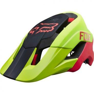 Велошлем Fox Metah Graphics Helmet Flow, желтыйВелошлемы<br>В 2006 году свет увидел шлем Fox Flux – один из первых шлемов, созданных специально для трейлрайдинга. И вот, десять лет спустя Fox выпускает полностью новую модель под названием Metah, которая обеспечивает ещё более эффективную защиту и лучшую вентиляцию, а также отличается сверхмалым весом. Пожалуй, это идеальный шлем для катания по любым трейлам.<br><br><br><br>ОСОБЕННОСТИ<br><br><br><br>Дополнительная защита затылочной части головы<br><br>10 больших отверстий для вентиляции<br><br>Фирменная система смягчения ударов Varizorb<br><br>Высококачественный мягкий внутренник очень удобен и быстро сохнет<br><br>Застёжка с удобным регулятором в виде небольшого диска<br>