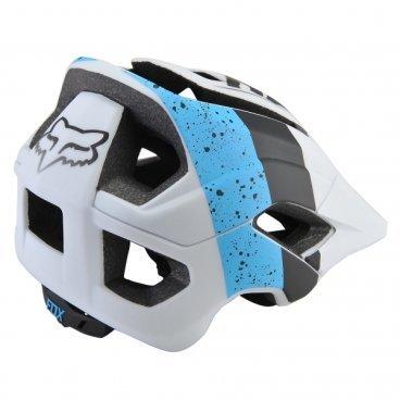 Велошлем Fox Metah Kroma Helmet, сине-белыйВелошлемы<br>В 2006 году свет увидел шлем Fox Flux – один из первых шлемов, созданных специально для трейлрайдинга. И вот, десять лет спустя Fox выпускает полностью новую модель под названием Metah, которая обеспечивает ещё более эффективную защиту и лучшую вентиляцию, а также отличается сверхмалым весом. Пожалуй, это идеальный шлем для катания по любым трейлам.<br><br>ОСОБЕННОСТИ<br><br>Дополнительная защита затылочной части головы<br>10 больших отверстий для вентиляции<br>Фирменная система смягчения ударов Varizorb<br>Высококачественный мягкий внутренник очень удобен и быстро сохнет<br>Застёжка с удобным регулятором в виде небольшого диска<br>