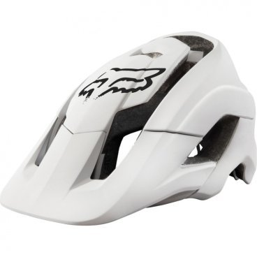 Велошлем Fox Metah Solids Helmet, белыйВелошлемы<br>В 2006 году свет увидел шлем Fox Flux – один из первых шлемов, созданных специально для трейлрайдинга. И вот, десять лет спустя Fox выпускает полностью новую модель под названием Metah, которая обеспечивает ещё более эффективную защиту и лучшую вентиляцию, а также отличается сверхмалым весом. Пожалуй, это идеальный шлем для катания по любым трейлам.<br><br>ОСОБЕННОСТИ<br><br>Дополнительная защита затылочной части головы<br>10 больших отверстий для вентиляции<br>Фирменная система смягчения ударов Varizorb<br>Высококачественный мягкий внутренник очень удобен и быстро сохнет<br>Застёжка с удобным регулятором в виде небольшого диска<br>