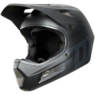 Велошлем Fox Rampage Comp Helmet, матовый черныйВелошлемы<br>Rampage Comp – отличный выбор для тех, кто ищет современный и технологичный фулл-фейс, но не готов отдавать пятизначные суммы за карбоновые шлемы. Корпус данной модели выполнен из стекловолокна; одиннадцать больших отверстий для вентиляции обеспечивают оптимальную циркуляцию воздуха вокруг головы, а специальные усиления в области челюсти – большую жёсткость конструкции и, как следствие – более эффективную защиту. Кроме того, одна из ключевых особенностей данного шлема – наличие воздуховодных каналов внутри пенопластовой прослойки, что, разумеется, дополнительно улучшает вентиляцию. Корпус Rampage Comp выпускается в двух размерах, а пенопластовый внутренник – в трёх, таким образом, подобрать оптимальный для вас размер шлема не составит труда. И сидеть шлем будет не менее удобно, чем дорогие карбоновые модели.<br><br>ОСОБЕННОСТИ<br><br>Корпус из стекловолокна<br>11 больших отверстий для вентиляции<br>Специальные воздуховодные каналы внутри пенопластовой прослойки<br>Челюстная часть усилена рёбрами жёсткости<br>Корпус выпускается в двух размерах, а пенопластовый внутренний – в трёх, что облегчает подбор размера шлема<br>Соответствует требованиям стандарта безопасности EN1078:2012<br>
