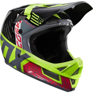 Велошлем Fox Rampage Pro Carbon Helmet, серыйВелошлемы<br>Rampage Pro Carbon – без сомнения, один из лучших велосипедных шлемов для даунхила и фрирайда. Карбоновая внешняя часть выпускается в двух размерах, а внутренник из специального пенопласта – в трёх, так что вы легко подберёте шлем, который идеально подойдёт именно вам. Ключевая особенность данной модели – дополнительная система защиты под названием MIPS (Multi-directional Impact Protection System), основанная на той же идее, что и данная нам природой естественная защита мозга. . Внутренник шлема не просто крепится к жёсткой оболочке, а скользит относительно неё благодаря тонкой прослойке из специального материала, позволяя существенно снизить риск мозговых травм, случающихся при косых ударах по шлему и при резких вращениях головы. Семнадцать отверстий для вентиляции обеспечивают более чем оптимальную циркуляцию воздуха во время езды, а мягкая подкладка из материала Dri-Lex эффективно отводит влагу от кожи. Шлем прошёл множество испытаний на самых серьёзных соревнованиях и показал себя наилучшим образом.<br><br>Особенности:<br><br>- Материал внешней части: углеволокно<br>- MIPS – дополнительная система защиты, позволяющая существенно снизить риск мозговых травм, случающихся при косых ударах по шлему и при резких вращениях головы<br>- 17 отверстий для вентиляции<br>- Мягкая быстросохнущая подкладка из материала Dri-Lex<br>