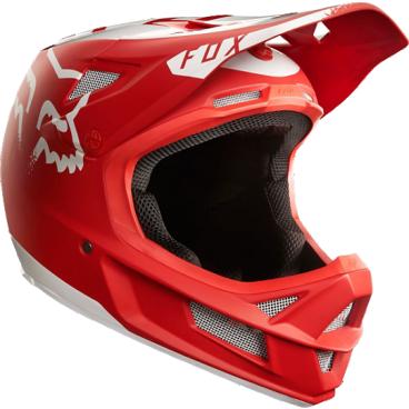 Велошлем Fox Rampage Pro Carbon Moth Helmet, красно-белыйВелошлемы<br>Rampage Pro Carbon – без сомнения, один из лучших велосипедных шлемов для даунхила и фрирайда. Карбоновая внешняя часть выпускается в двух размерах, а внутренник из специального пенопласта – в трёх, так что вы легко подберёте шлем, который идеально подойдёт именно вам. Ключевая особенность данной модели – дополнительная система защиты под названием MIPS (Multi-directional Impact Protection System), основанная на той же идее, что и данная нам природой естественная защита мозга. . Внутренник шлема не просто крепится к жёсткой оболочке, а скользит относительно неё благодаря тонкой прослойке из специального материала, позволяя существенно снизить риск мозговых травм, случающихся при косых ударах по шлему и при резких вращениях головы. Семнадцать отверстий для вентиляции обеспечивают более чем оптимальную циркуляцию воздуха во время езды, а мягкая подкладка из материала Dri-Lex эффективно отводит влагу от кожи. Шлем прошёл множество испытаний на самых серьёзных соревнованиях и показал себя наилучшим образом.<br><br> <br><br>ОСОБЕННОСТИ<br><br> <br><br>Материал внешней части: углеволокно<br><br>MIPS – дополнительная система защиты, позволяющая существенно снизить риск мозговых травм, случающихся при косых ударах по шлему и при резких вращениях головы<br><br>17 отверстий для вентиляции<br><br>Мягкая быстросохнущая подкладка из материала Dri-Lex<br>