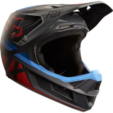 Велошлем Fox Rampage Pro Carbon Seca Helmet, черно-серо-красныйВелошлемы<br>Rampage Pro Carbon – без сомнения, один из лучших велосипедных шлемов для даунхила и фрирайда. Карбоновая внешняя часть выпускается в двух размерах, а внутренник из специального пенопласта – в трёх, так что вы легко подберёте шлем, который идеально подойдёт именно вам. Ключевая особенность данной модели – дополнительная система защиты под названием MIPS (Multi-directional Impact Protection System), основанная на той же идее, что и данная нам природой естественная защита мозга. . Внутренник шлема не просто крепится к жёсткой оболочке, а скользит относительно неё благодаря тонкой прослойке из специального материала, позволяя существенно снизить риск мозговых травм, случающихся при косых ударах по шлему и при резких вращениях головы. Семнадцать отверстий для вентиляции обеспечивают более чем оптимальную циркуляцию воздуха во время езды, а мягкая подкладка из материала Dri-Lex эффективно отводит влагу от кожи. Шлем прошёл множество испытаний на самых серьёзных соревнованиях и показал себя наилучшим образом.<br><br> <br><br>ОСОБЕННОСТИ<br><br> <br><br>Материал внешней части: углеволокно<br><br>MIPS – дополнительная система защиты, позволяющая существенно снизить риск мозговых травм, случающихся при косых ударах по шлему и при резких вращениях головы<br><br>17 отверстий для вентиляции<br><br>Мягкая быстросохнущая подкладка из материала Dri-Lex<br>