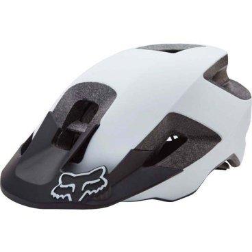 Велошлем Fox Ranger Helmet, бело-черныйВелошлемы<br>Простой, стильный и максимально лёгкий шлем, который отлично подойдёт каждому любителю трейлрайдинга и катания в стиле ол-маунтин. Основные особенности данной модели – 8 широких отверстий для вентиляции, удобная система регулировки размера и съёмный козырёк для большей универсальности. Шлем отвечает требованиям таких стандартов безопасности, как CPSC, CE и AS.<br><br>Особенности:<br><br>- Лаконичный дизайн<br><br>- 8 широких отверстий для вентиляции<br><br>- Съёмный козырёк для большей универсальности<br><br>- Удобная система регулировки размера<br>