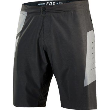 Велошорты Fox Livewire Short, Размер: М (W32), черно-серый, 18710-324-32Велошорты<br>Традиционные облегающие шорты для кросс-кантри и трейлрайдинга. Модель выполнена из мягкой эластичной ткани, тянущейся в четырёх направлениях.<br><br><br><br><br><br>ОСОБЕННОСТИ<br><br><br><br><br><br>Материал: полиэстер/спандекс<br><br><br>Пристежная подкладка<br><br><br>Регулируемый потайной пояс<br><br><br>Карманы на молниях<br><br><br>Оригинальная графика<br><br><br>Выход для наушников<br>