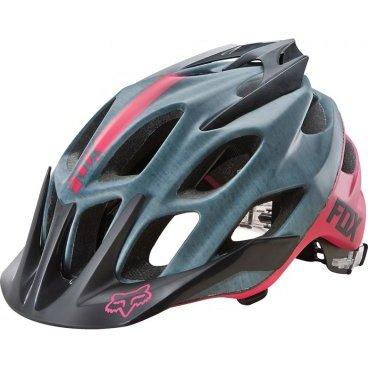 Велошлем женский Fox Flux Womens Helmet, черно-розовыйВелошлемы<br>Лёгкий шлем для трейлрайдинга и катания в стиле ол-маунтин, созданный специально для девушек. Шлем хорошо сидит на голове и отлично вентилируется – вероятно, во время катания вы и вовсе забудете, что надели его. Корпус данной модели изготовлен из ударопрочного композита, а затылочная часть увеличена для дополнительной безопасности.<br><br><br><br>ОСОБЕННОСТИ<br><br><br><br>Увеличенная затылочная часть<br><br>17 больших отверстий для вентиляции<br><br>Фирменная система фиксации Detox, позволяющая идеально подогнать шлем по голове<br><br>Соответствует требованиям таких стандартов безопасности, как CPSC, CE, EN 1078 и AS/NZS 2063<br>