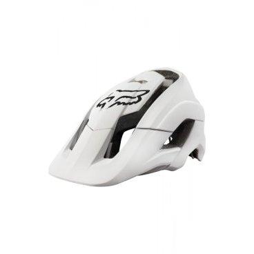 Козырек к шлему Fox Metah Visor, белый, пластик, 17143-008-OSВелошлемы<br>Оригинальный козырёк для шлема Fox Metah. Изготовлен из высокопрочного пластика.<br>