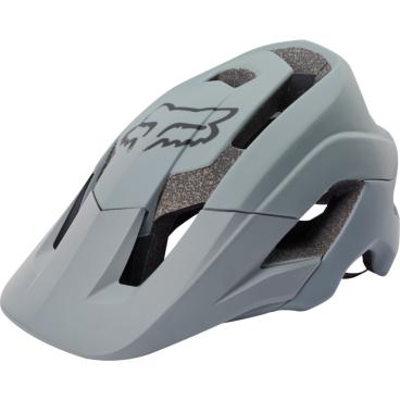 Козырек к шлему Fox Metah Visor, серый, 17143-006-OSВелошлемы<br>Оригинальный козырёк для шлема Fox Metah. Изготовлен из высокопрочного пластика.<br>