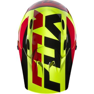 Козырек к шлему Fox Rampage Helmet Visor, желтый, пластик, 17763-005-OSВелошлемы<br>Оригинальный козырёк для шлема Fox Rampage Mako. Изготовлен из высокопрочного пластика.<br>