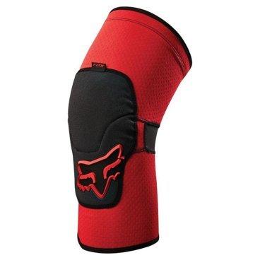 Наколенники Fox Launch Enduro Knee Pad, красныйЗащита колена<br>Мягкие и лёгкие наколенники с защитными вставками из плотного пеноматериала. Хорошо дышат, не сковывают движений и наилучшим образом подойдут для эндуро и катания в стиле ол-маунтин.<br><br>ОСОБЕННОСТИ<br><br>Мягкие наколенники без застёжек<br>Основа из перфорированного неопрена обеспечивает оптимальную вентилцию<br>Внешняя часть выполнена из устойчивого к истиранию материала<br>