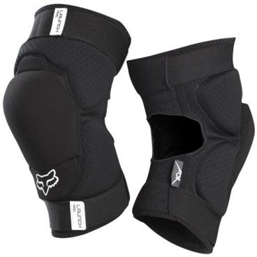 Наколенники Fox Launch Pro Knee Pad, черныйЗащита колена<br>Стильные и удобные наколенники от Fox. Данная модель не сковывает движений благодаря особой форме, повторяющей изгиб коленей при езде – вероятно, во время катания вы и вовсе забудете о том, что надели наколенники. Основа из перфорированного неопрена хорошо дышит и быстро сохнет, а эргономичные пластиковые чашки и кевларовая отделка снаружи обеспечивают эффективную и бескомпромиссную защиту.<br><br><br>ОСОБЕННОСТИ<br><br><br>Основа из перфорированного неопрена<br><br>Защитные вставки из ударопрочного композита<br><br>Удобные застёжки на липучках<br><br>Внешняя часть отделана кевларом<br>