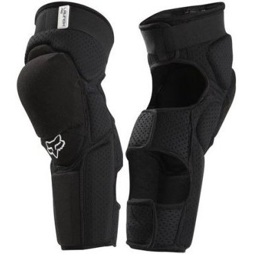 Наколенники Fox Launch Pro Knee/Shin Guard, черныйЗащита колено-голень<br>Стильная, удобная и очень эффективная защита колена и голени. Данная модель не сковывает движений благодаря особой форме, повторяющей изгиб коленей при езде, а основа из перфорированного неопрена хорошо дышит и быстро сохнет. Эргономичные пластиковые чашки на коленях и кевларовая отделка снаружи обеспечивают эффективную и бескомпромиссную защиту. <br><br>ОСОБЕННОСТИ<br><br>Основа из перфорированного неопрена<br>Защитные вставки из ударопрочного композита<br>Удобные застёжки на липучках<br>Внешняя часть отделана кевларом<br>