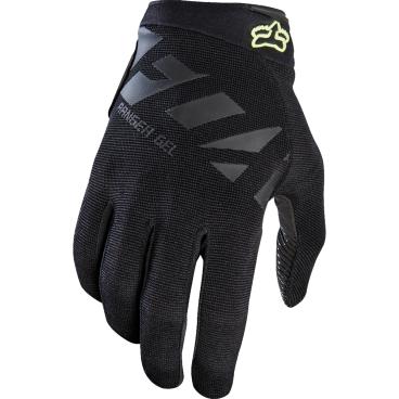 Велоперчатки Fox Ranger Gel Glove, черный (2017)Велоперчатки<br>Лёгкие и удобные перчатки с гелевыми вставками, обеспечивающими амортизацию и дополнительный комфорт при езде. Модель выполнена из дышащего синтетического материала, ладонь отделана тонкой искусственной кожей Clarino.<br><br>ОСОБЕННОСТИ<br><br>Ладонь из тонкой искусственной кожи Clarino с мягкими гелевыми вставками<br>Силиконовые накладки на кончиках пальцев для лучшего сцепления<br><br>Длина ладони<br>Размер: L (194-200 мм)<br>Размер: M (188-194 мм)<br>Размер: XL (200-206 мм)<br>Размер: S (182-188 мм)<br>Размер: XXL (206-212 мм)<br>
