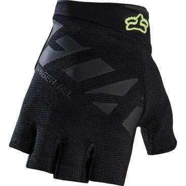 Велоперчатки Fox Ranger Gel Short Glove, черный (2017)Велоперчатки<br>Лёгкие и удобные перчатки без пальцев от Fox. Основная их особенность – гелевые вставки, обеспечивающие амортизацию и дополнительный комфорт при езде. Модель выполнена из дышащего синтетического материала, ладонь отделана тонкой искусственной кожей Clarino.<br><br>ОСОБЕННОСТИ<br><br>Ладонь из тонкой искусственной кожи Clarino с мягкими гелевыми вставками<br>Удобная компактная застёжка<br>Длина ладони<br>Размер: L (194-200 мм)<br>Размер: M (188-194 мм)<br>Размер: XL (200-206 мм)<br>Размер: S (182-188 мм)<br>Размер: XXL (206-212 мм)<br>