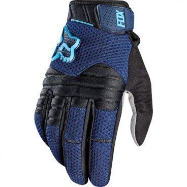 Велоперчатки Fox Sidewinder Polar Glove Navy, черно-синий (2016)Велоперчатки<br>Стильные и удобные перчатки для катания в холодную погоду. Верх модели выполнен из мягкого сетчатого материала и утеплён флисом, ладонь отделана тонкой искусственной кожей Clarino. Полиуретановые накладки на пальцах обеспечивают дополнительную защиту от холодного ветра, а неопреновые вставки в области костяшек существенно смягчат удар в случае падения.<br><br>ОСОБЕННОСТИ<br><br>Материал верха: синтетика<br>Материал ладони: искусственная кожа Clarino<br>Утеплитель: флис 160 GMS<br>Полиуретановые накладки на пальцах для дополнительной ветрозащиты<br>Неопреновые накладки на костяшках<br>Удобная застёжка на липучке<br>Длина ладони<br>Размер: L (194-200 мм)<br>Размер: M (188-194 мм)<br>Размер: XL (200-206 мм)<br>Размер: S (182-188 мм)<br>Размер: XXL (206-212 мм)<br>