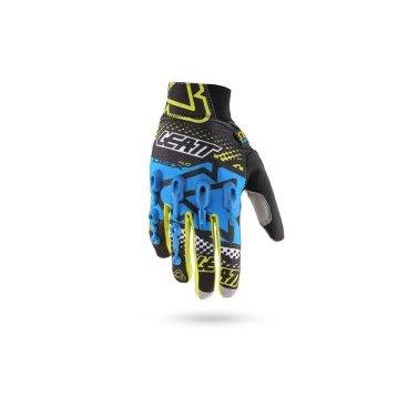 Велоперчатки Leatt DBX 4.0 Windblock Glove, сине-черно-желтыйВелоперчатки<br>DBX 4.0 Lite – это максимально комфортные и технологичные перчатки для тёплого времени года. Верх данной модели выполнен из сетчатого текстиля, а ладонь отделана самым современным материалом под названием NanoGrip, который обеспечивает наилучшее сцепление как в сухих, так и во влажных условиях. Кроме того, эти перчатки соответствуют требованиям стандарта безопасности CE и эффективно защищают пальцы и костяшки от травм при падениях. Стоит также обратить внимание на их стильный внешний вид и на совместимость с сенсорными дисплеями – словом, если вы серьёзно относитесь к катанию, то эта модель однозначно для вас.<br><br><br>ОСОБЕННОСТИ<br><br><br><br>Материал: текстиль/Nanogrip<br><br>Модель без застёжек<br><br>Защитные накладки из фирменного материала Armourgel<br><br>Соответствуют требованиям стандарта безопасности CE<br><br>Силиконовые накладки на кончиках среднего и указательного пальцев<br><br>Длина ладони<br>Размер: L (194-200 мм)<br>Размер: M (188-194 мм)<br>Размер: XL (200-206 мм)<br>Размер: S (182-188 мм)<br>Размер: XXL (206-212 мм)<br>