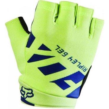 Велоперчатки женские Fox Ripley Gel Short Womens Glove, сине-желтый (2017)Велоперчатки<br>FOX WOMENS RIPLEY GEL SHORT GLOVE это суперкомфортные женские перчатки для езды на горном велосипеде:<br><br>- перчатки с коротким палецем - это отличный выбор в жаркую погоду;<br><br>- гелевые вставки на ладошках обеспечат максимальный уровень комфорта и предовратят забивание мышц при длительных поездках;<br><br>- застежка-липучка на запястье позволит легко как зафиксировать, так и снять перчатки с ладони.<br><br>Длина ладони<br>Размер: S (170-176 мм)<br>Размер: M (176-182 мм)<br>Размер: L (182-188 мм)<br>Размер: XL (188-194 мм)<br>